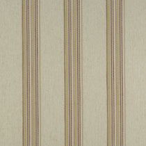 Boho Stripe Raspberry Apple Curtains
